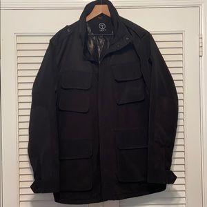 Tumi Tech 4 Front Pocket Coat.